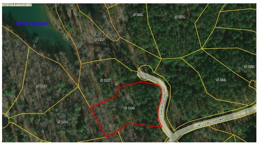 109 Serenity Cove Trail Six Mile, SC 29682