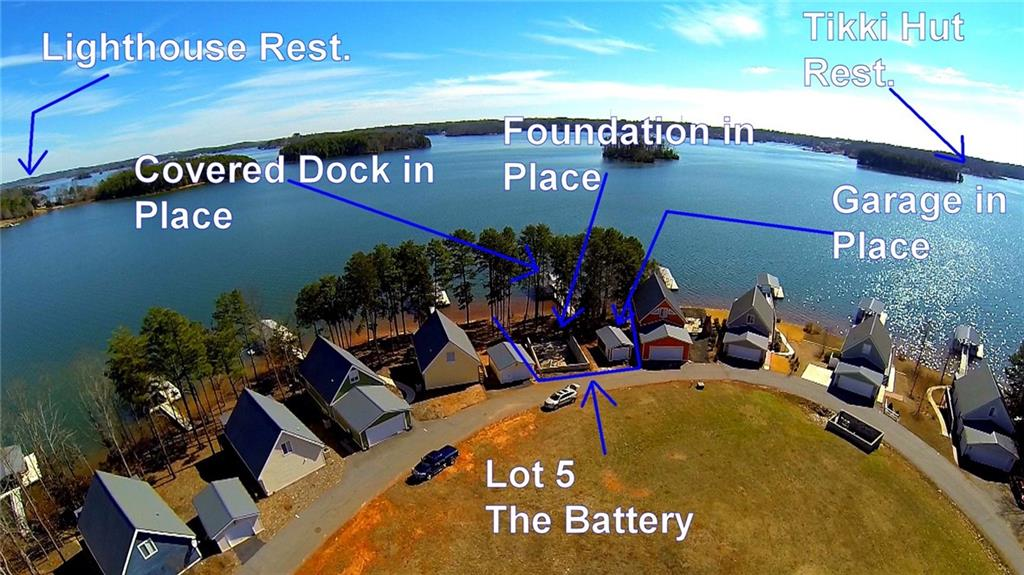 5 The Battery Seneca, SC 29672