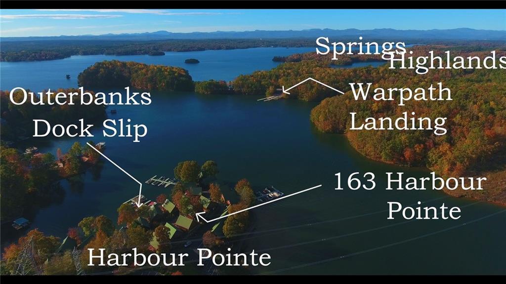 163 Harbour Pointe #six Mile Six Mile, SC 29682
