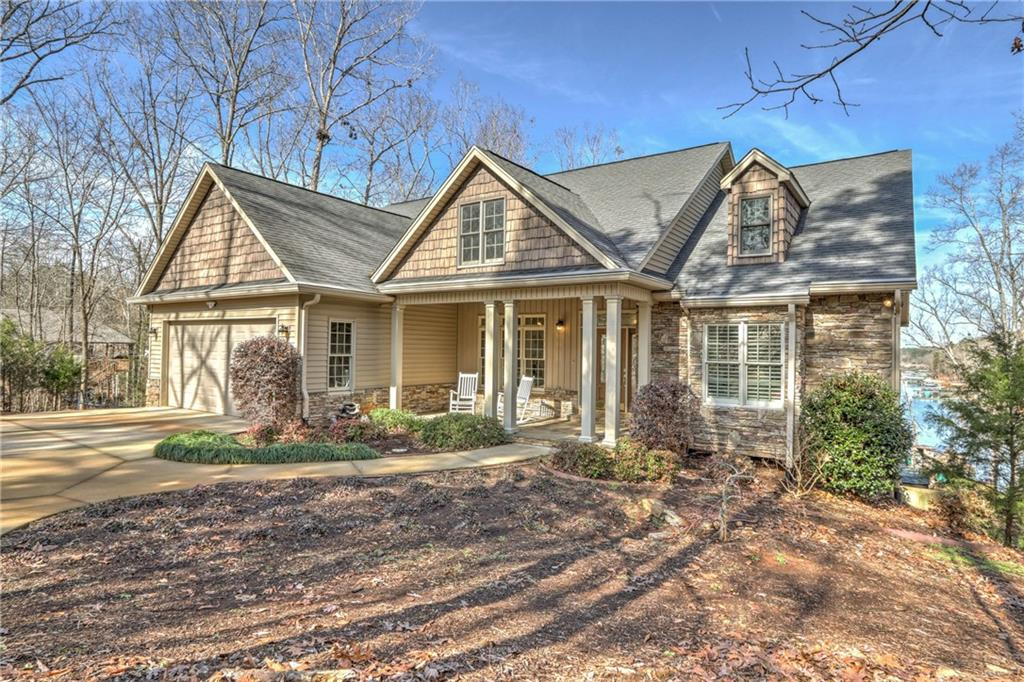 627 Seminole Point Road Fairplay, SC 29643