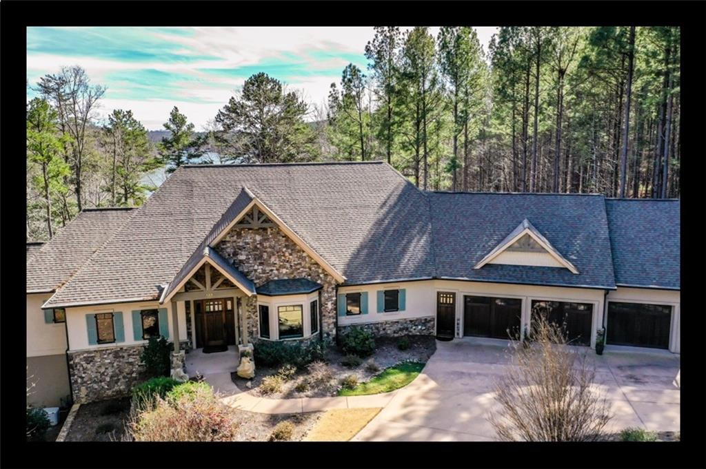 133 Cross Lake Trail Six Mile, SC 29682