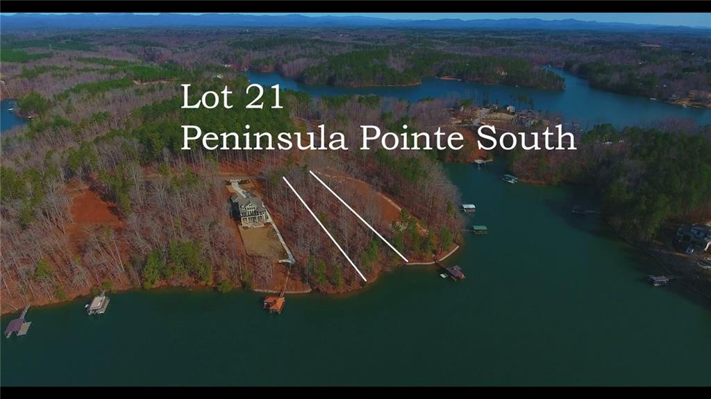 21 Peninsula Pointe South West Union, SC 29696
