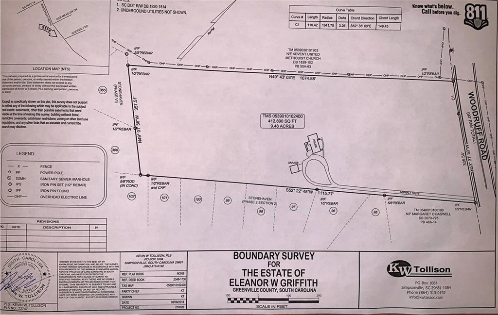 2310 Woodruff Road Simpsonville, SC 29681