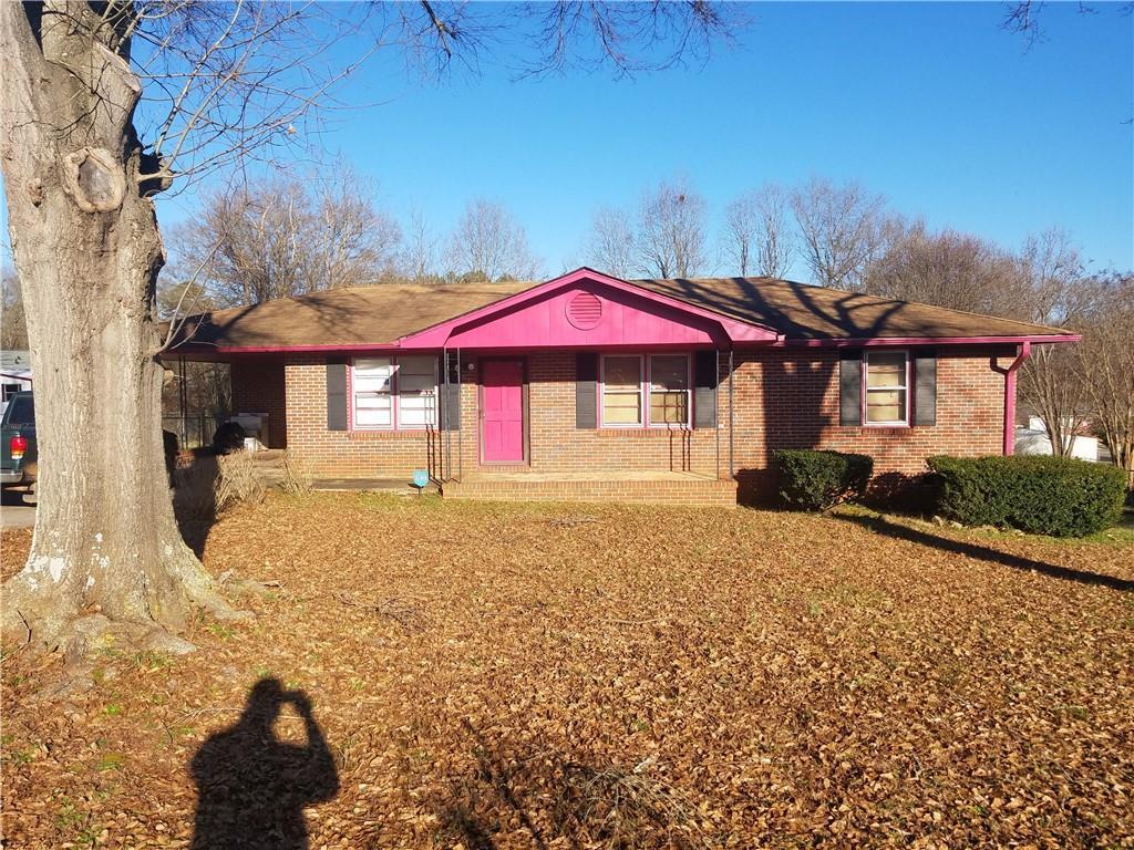 203 Range View Road Anderson, SC 29626