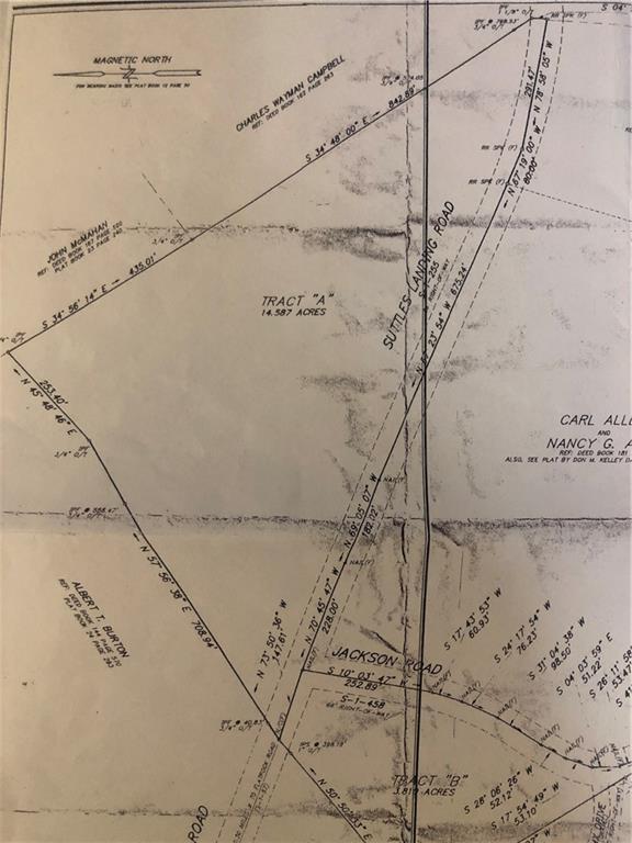 Suttles Landing Road Iva, SC 29655