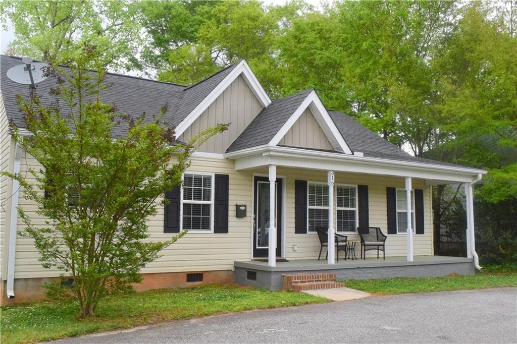316 Whitehall Road Anderson, SC 29625