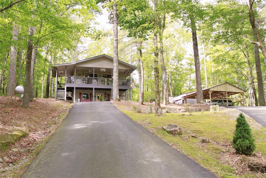 920 Chattooga Lake Road Mountain Rest, SC 29664