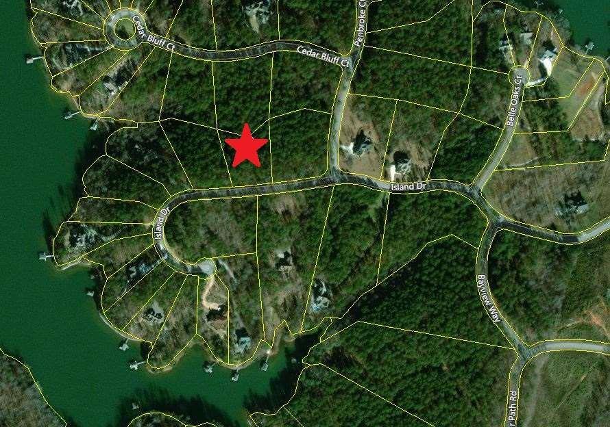 304 Island Drive Six Mile, SC 29682