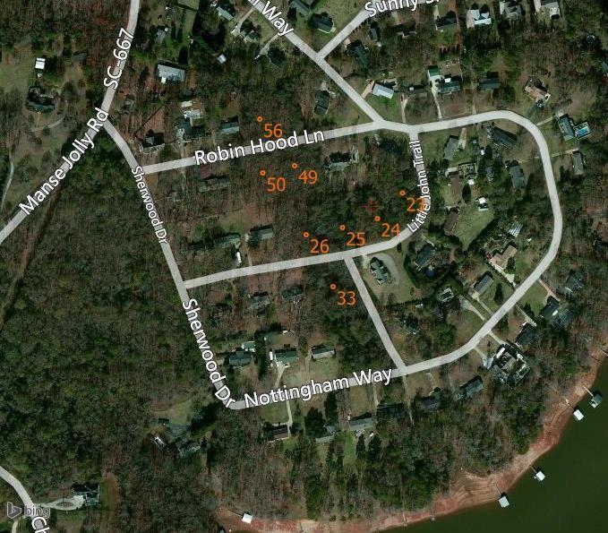 503 Little John Trail Anderson, SC 29621