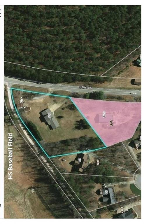 1781 Six Mile Highway Central, SC 29630