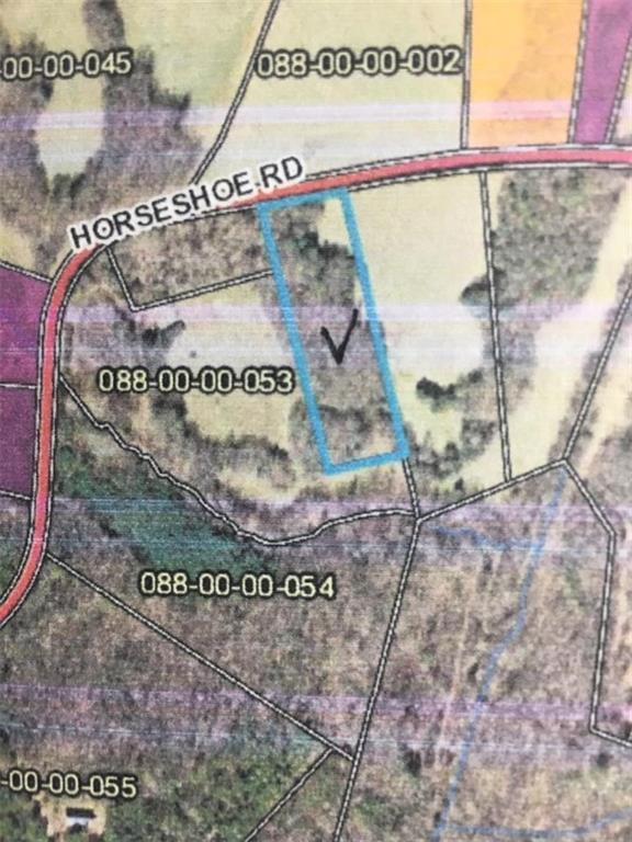 Horseshoe Road Iva, SC 29655