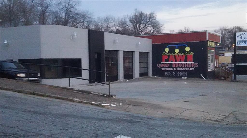 803 Main Street Anderson, SC 29624