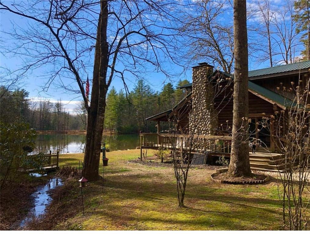 595 Gnats Hollow Road Mountain Rest, SC 29664