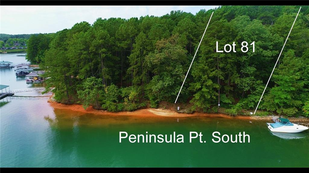 81 Peninsula Pointe South West Union, SC 29696
