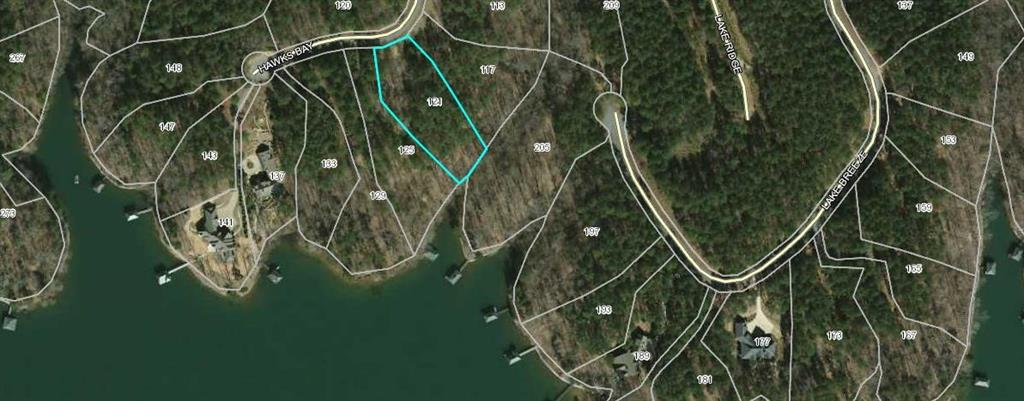 121 Hawks Bay Court Six Mile, SC 29682
