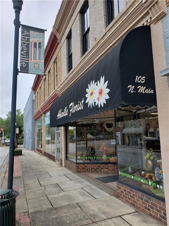 105 Main Street Abbeville, SC 29620