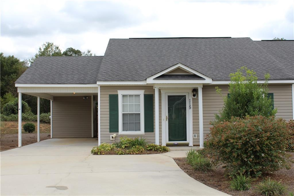 115 Stacy Court Anderson, SC 29625