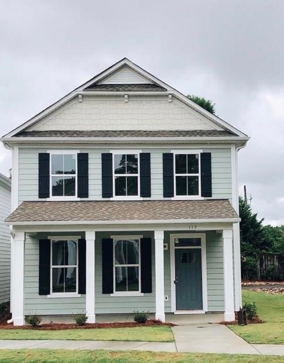 117 Fuller Estate Drive Clemson, SC 29631