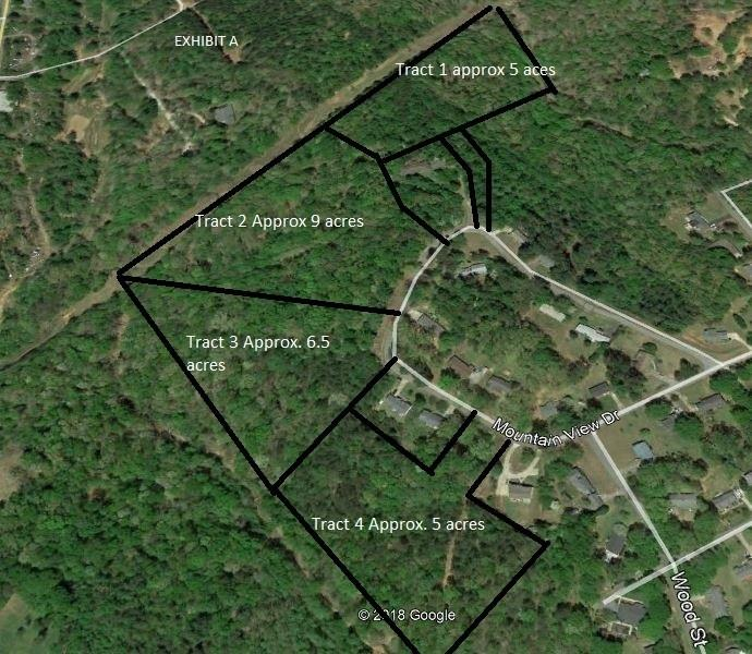 4 Mountain View Road Central, SC 29630