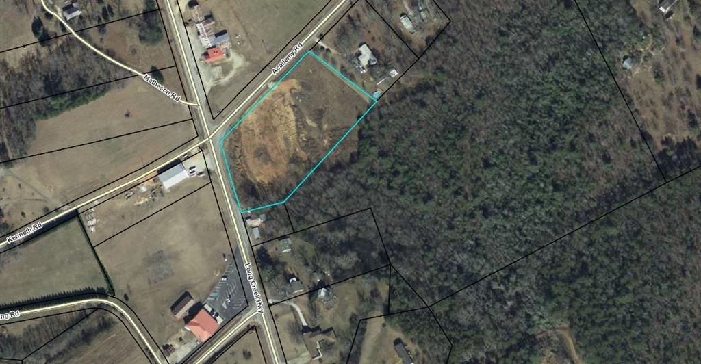 1 Academy and Hwy Long Creek, SC 29658