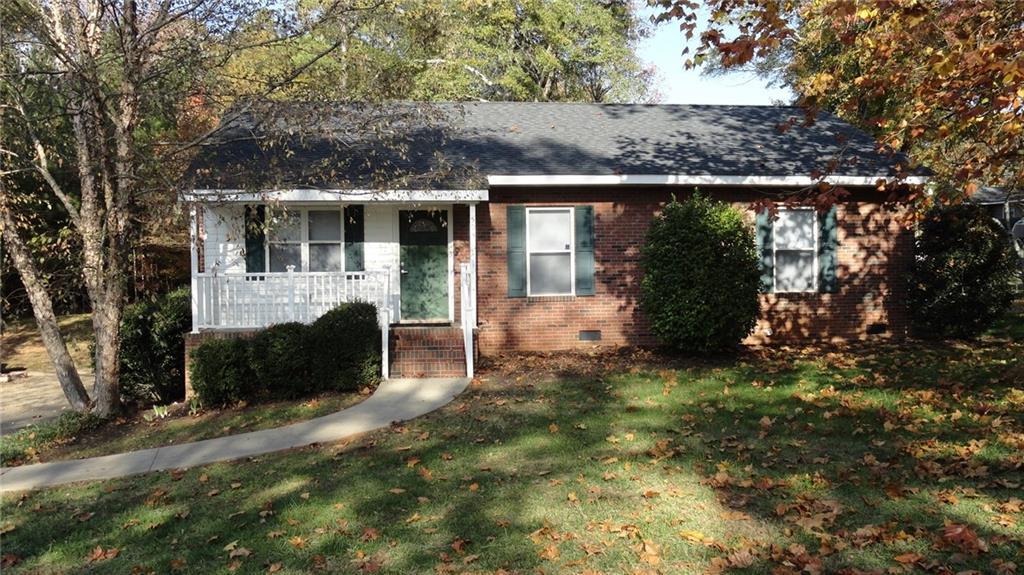 503 Fairmont Road Anderson, SC 29621