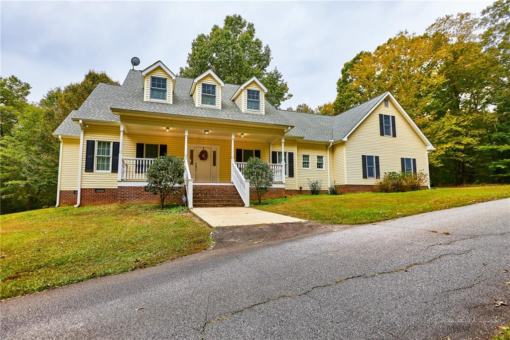 315 Binder Ridge West Union, SC 29696