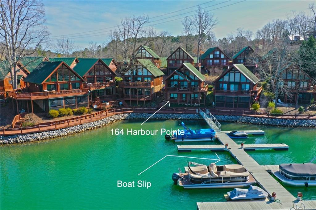 164 Harbour Pointe Six Mile, SC 29682