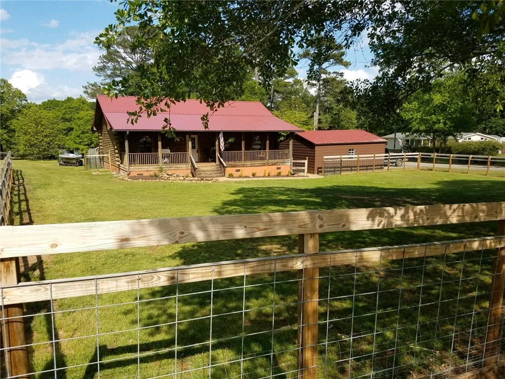 1035 Double Springs Road Townville, SC 29689