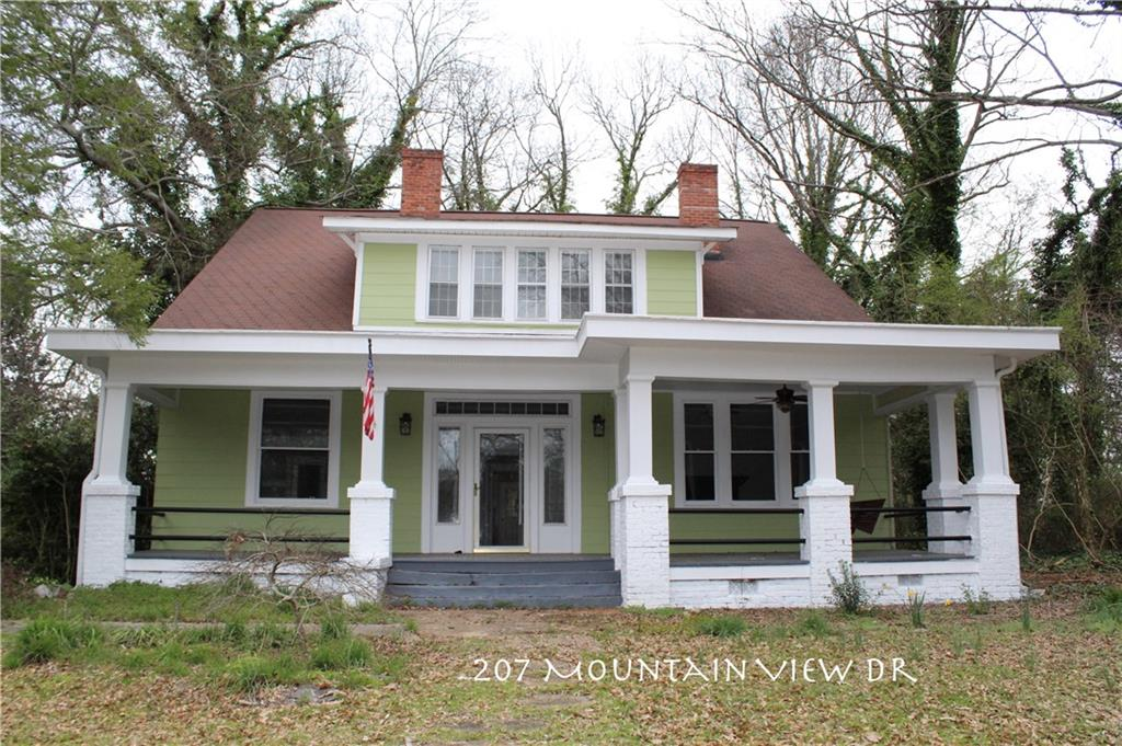 207 Mountain View Drive Westminster, SC 29693