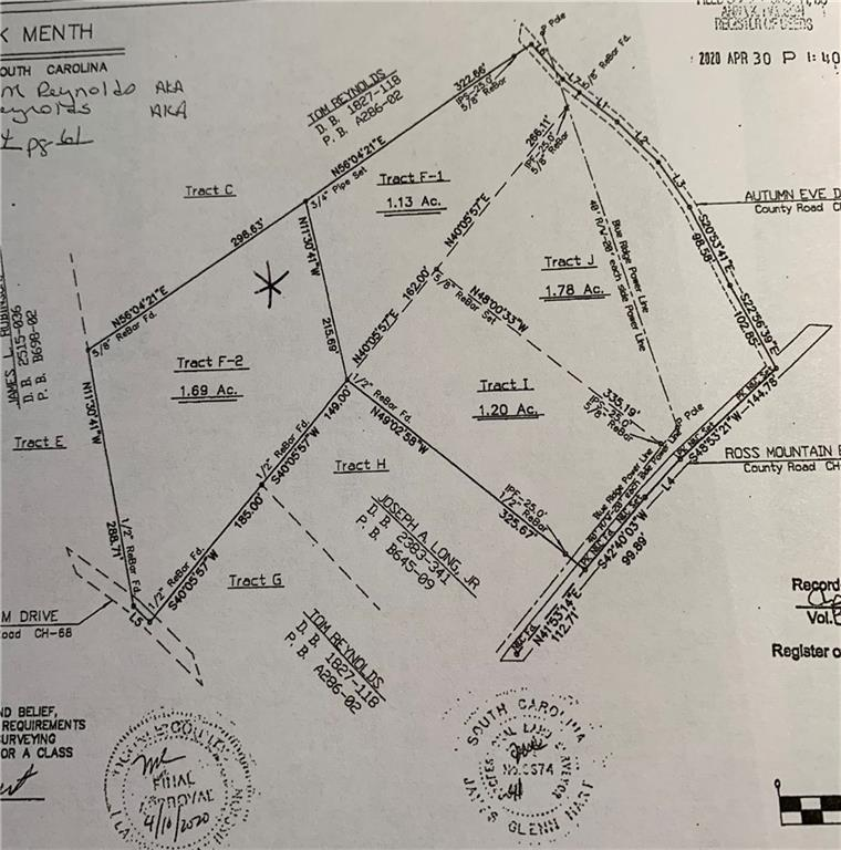2 Trillium Drive Mountain Rest, SC 29664