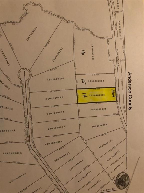 1404 Clinkscales Road Anderson, SC 29624