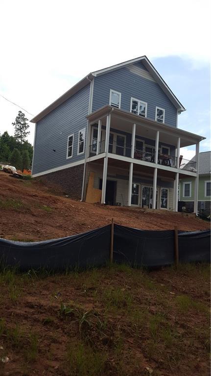 310 Long View Ridge Lane UNIT waterfront Seneca, SC 29672