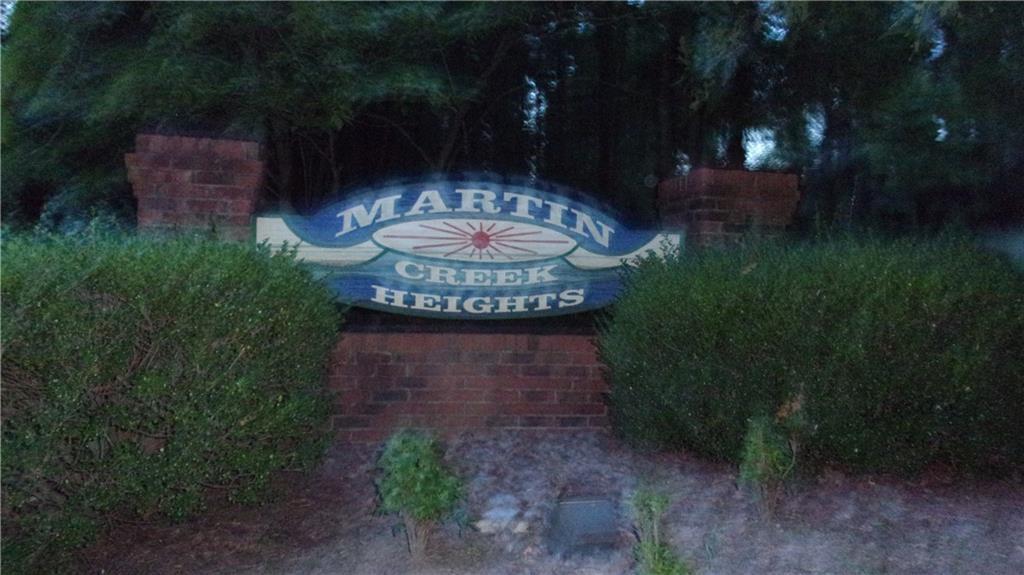 Martin Lake Drive Seneca, SC 29678