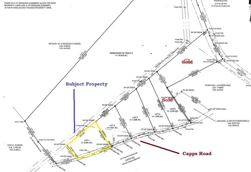 1 Capps Road Walhalla, SC 29691
