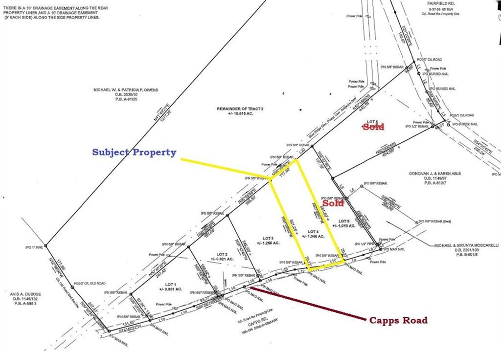 4 Capps Road Walhalla, SC 29691
