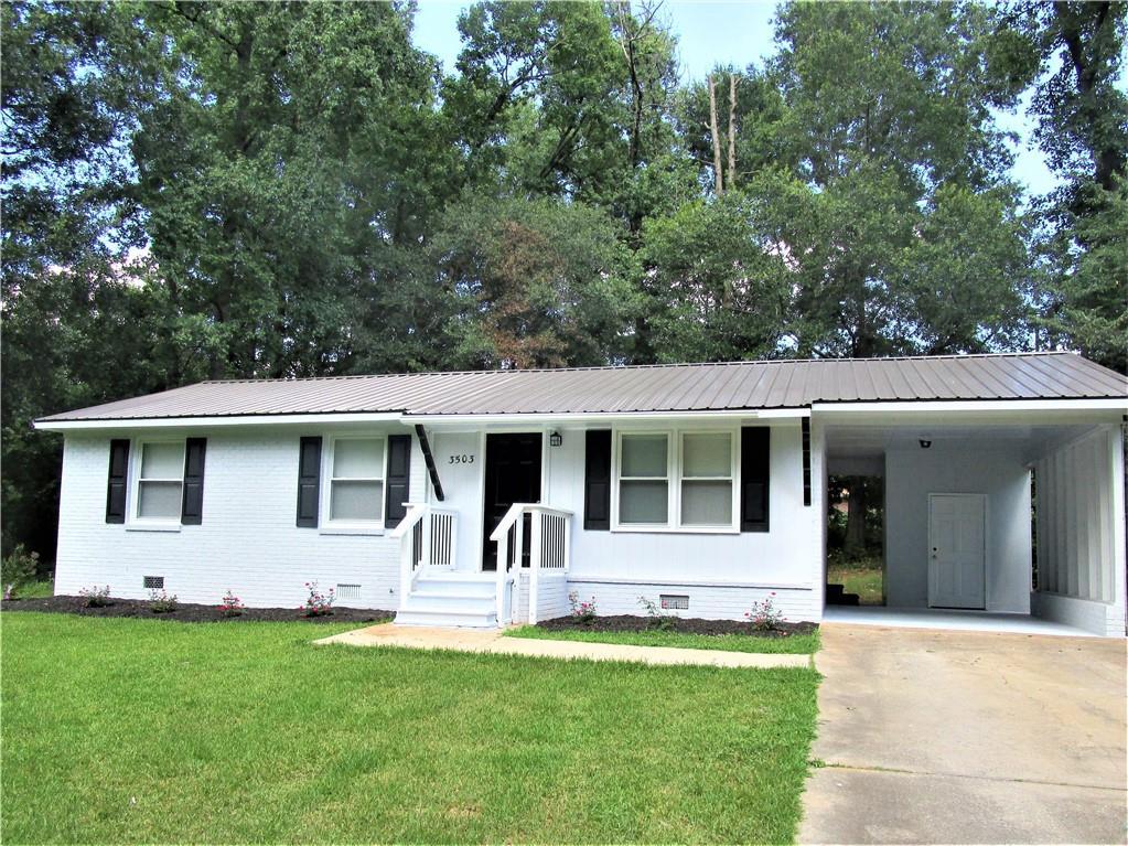 3503 Deerwood Trail Anderson, SC 29624