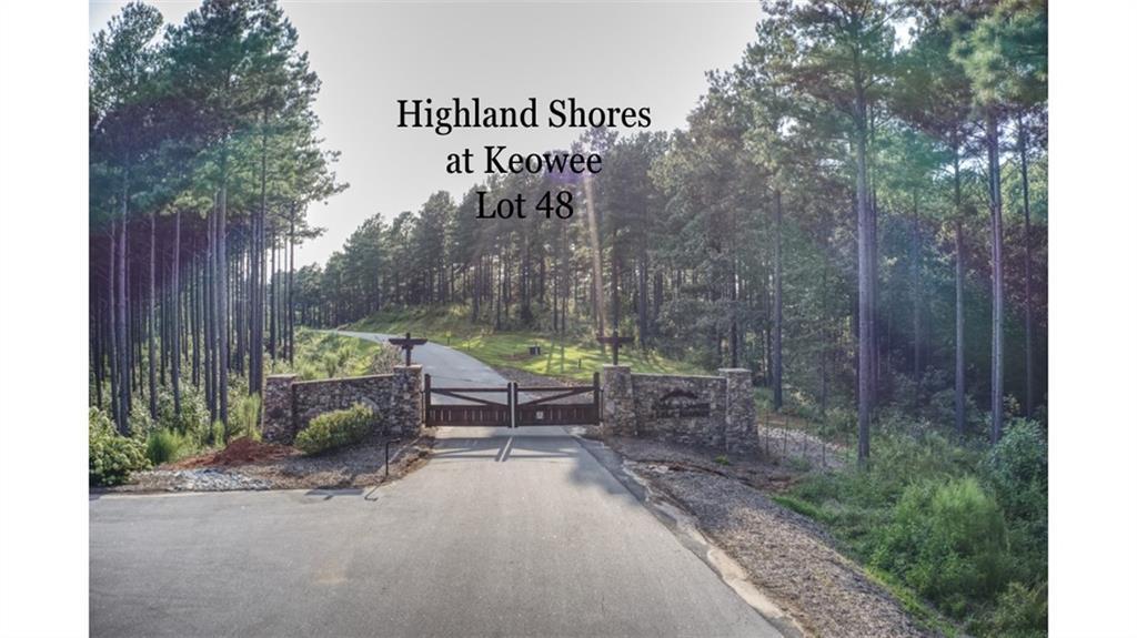 48 Highland Shores At Lake Keowee Road Salem, SC 29676
