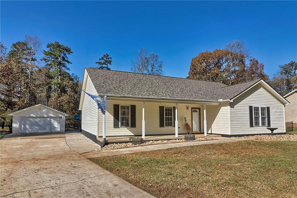 127 Hammett Acres Road Anderson, SC 29621