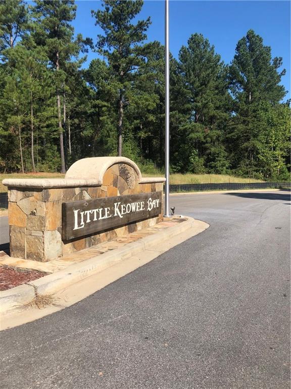 Little Keowee Boulevard UNIT lot 33 West Union, SC 29696
