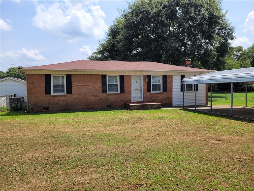 646 Woodvale Road Anderson, SC 29624