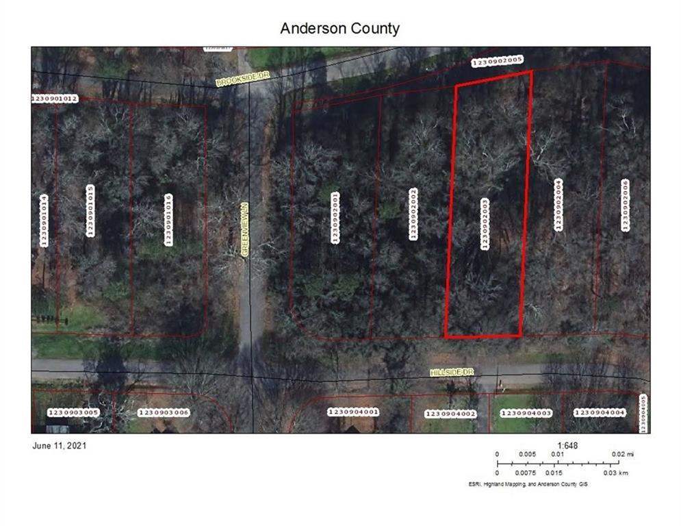 102 Hillside Drive Anderson, SC 29625