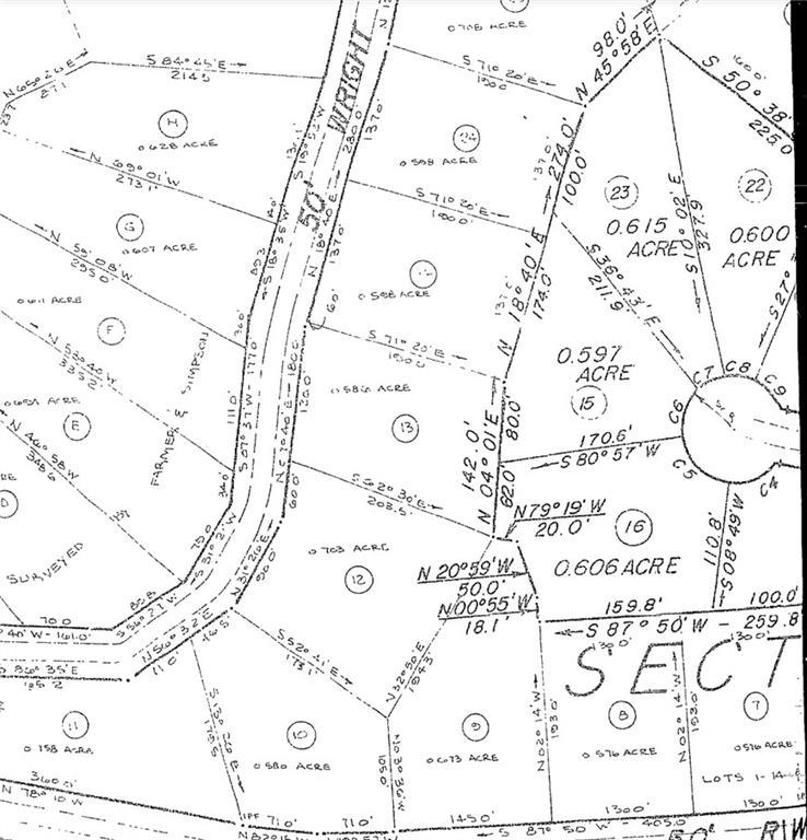 Nashmore Drive Anderson, SC 29625