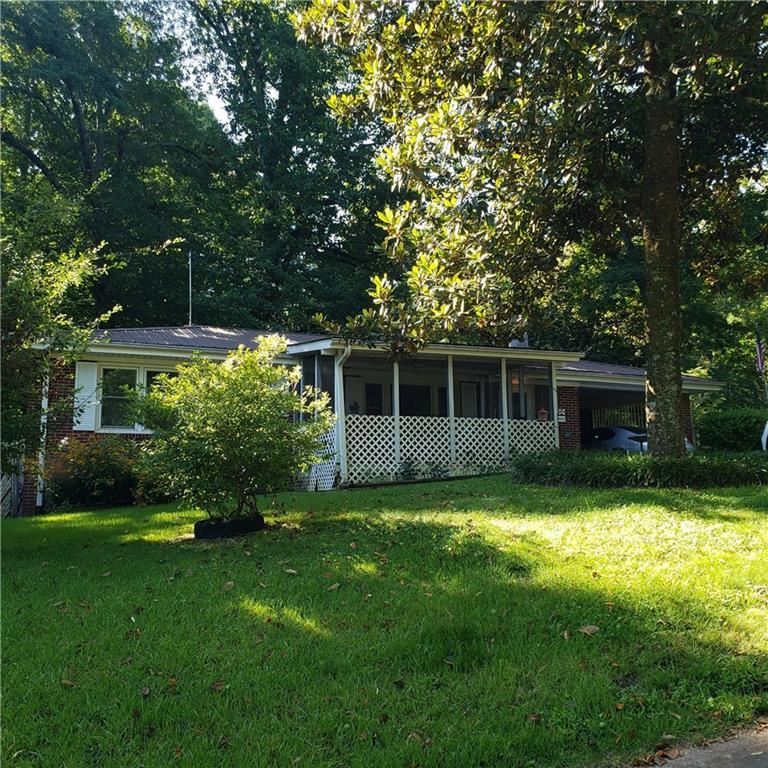 200 Anderson Avenue Westminster, SC 29693