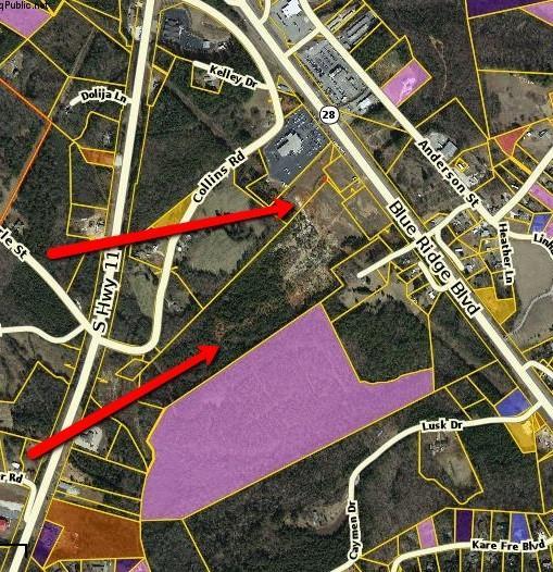 Blue Ridge Boulevard Walhalla, SC 29691