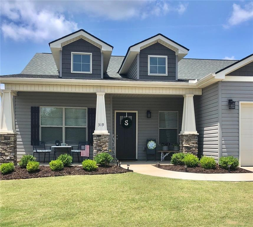 319 Sliding Rock Drive Pendleton, SC 29670