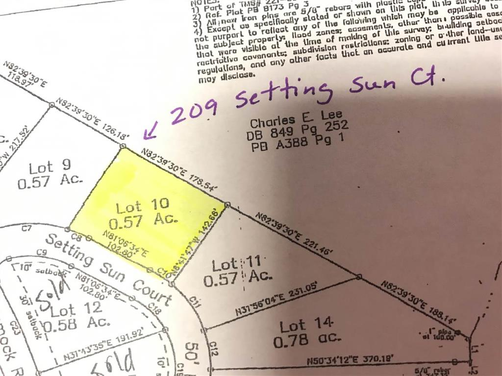 209  Setting Sun Court Seneca, SC 29672