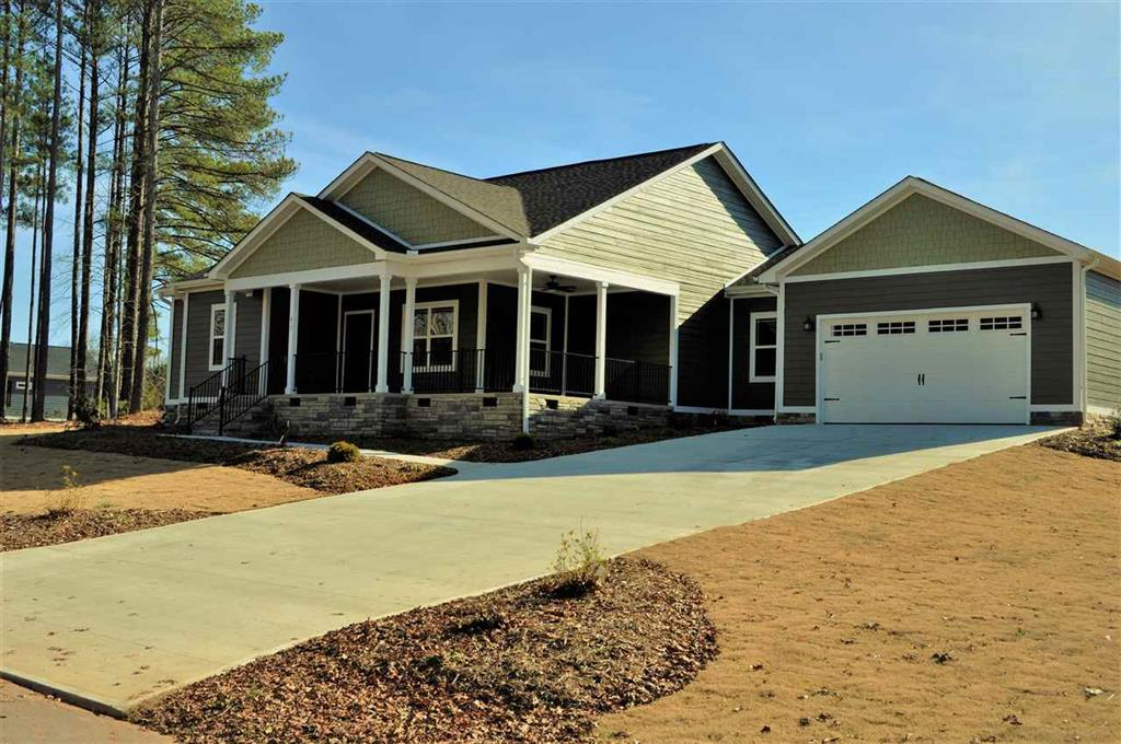 617 Acorn Drive #lot 4 West Union, SC 29696