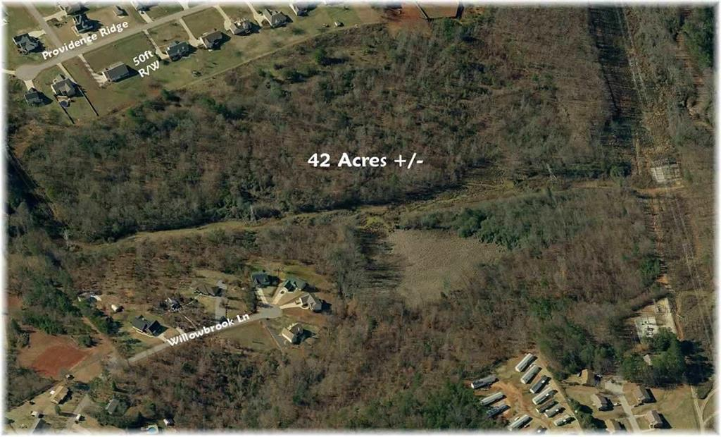 42 Providence Point Drive #42 Acres Seneca, SC 29678
