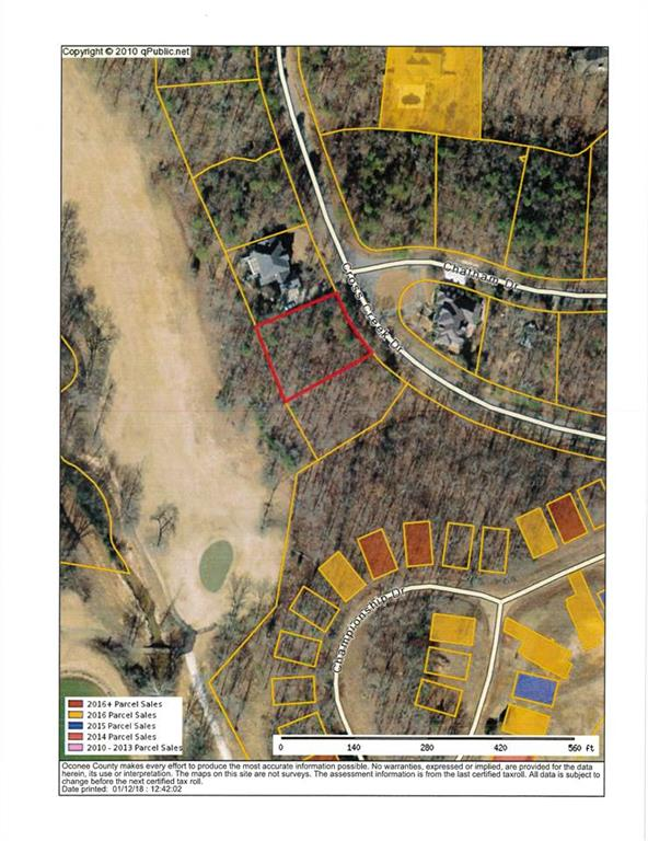 49  700 Cross Creek Drive #golf Course Community Seneca, SC 29678