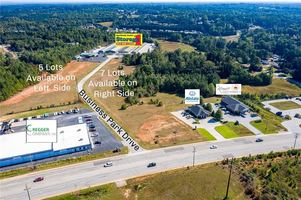 14 Business Park Drive Seneca, SC 29678